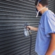 reasons to spray roller shutters